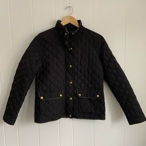 J. Crew Quilted Jacket Size Medium